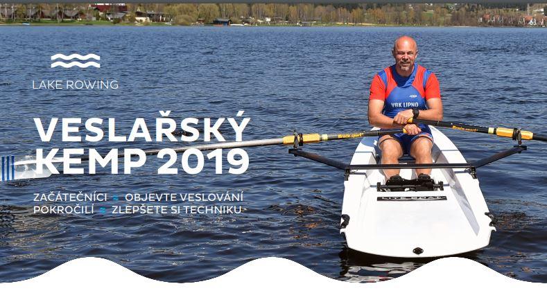 Veslařský kemp Lake Rowing