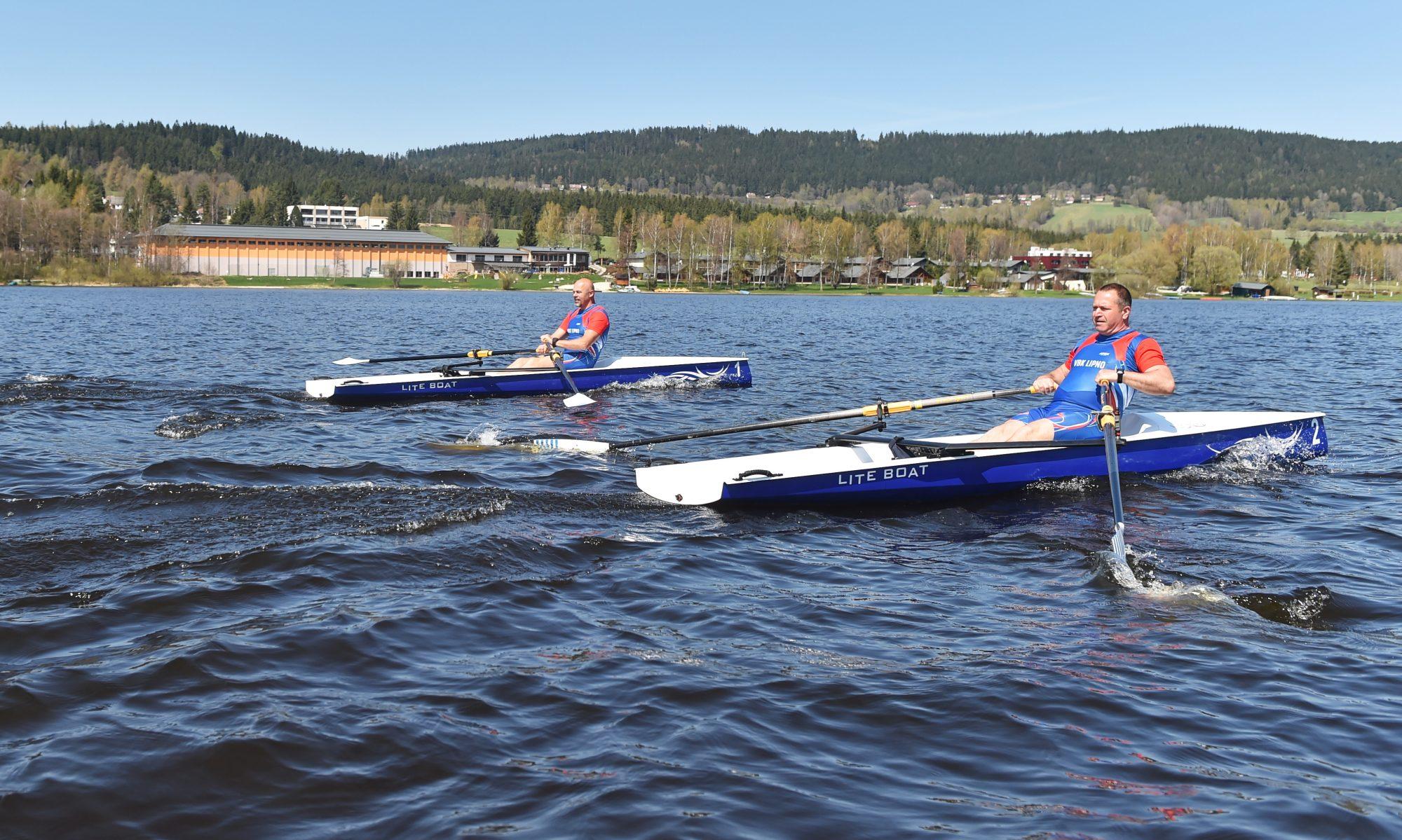 VBK Lipno | Lake Rowing | Ubytování